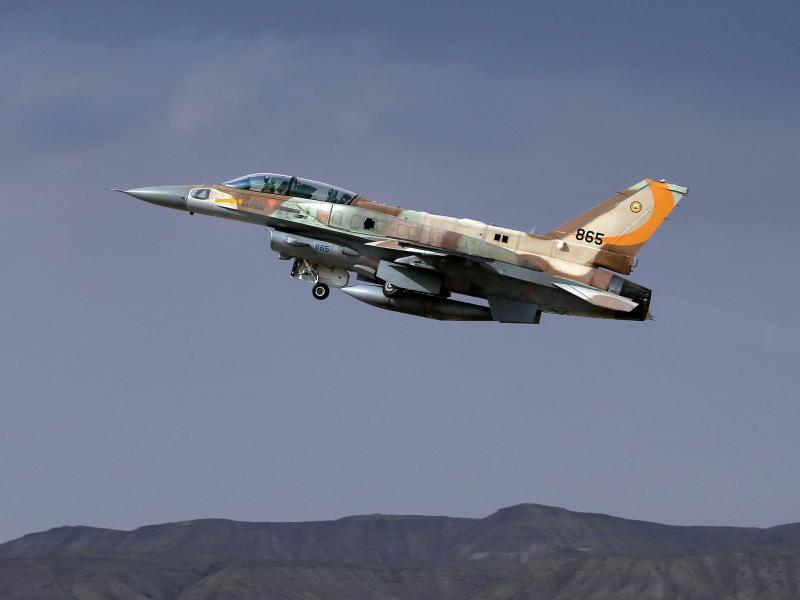 Israel greift Ziele in syrischer Region Latakia an