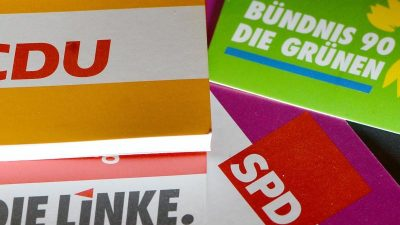 Wie liegen die Parteien derzeit im Bundestagswahltrend?