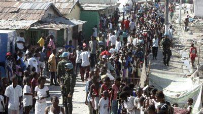 Peter Haisenko: UNICEF und die vergessenen Kinder von Haiti