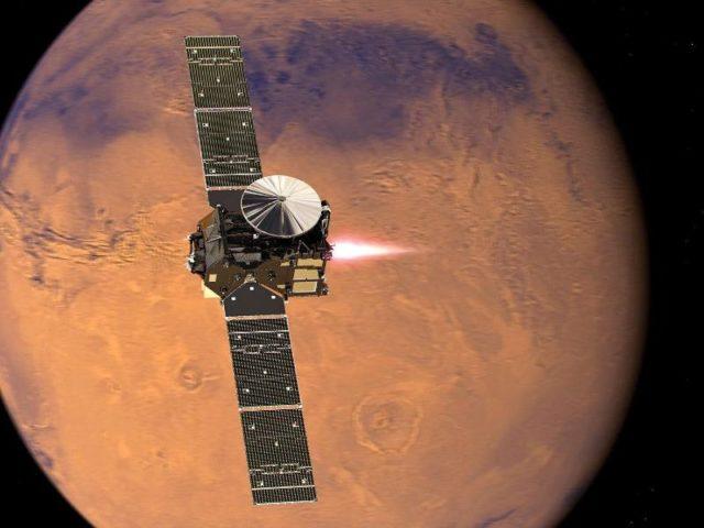 Nasa Sendet Hubschrauber Zum Mars