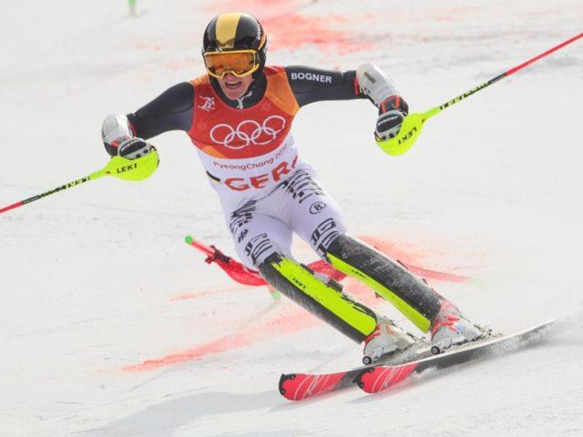 Linus Straßer und das deutsche Team scheiterte im Mixed-Wettbewerb im Viertelfinale an der Schweiz. Foto: Michael Kappeler/dpa
