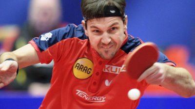 Timo Boll nach sieben Jahren wieder Nummer eins