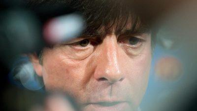 Löw gibt vorläufigen WM-Kader am 15. Mai bekannt