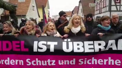 """""""Erklärung 2018"""": Noch mehr Prominente unterstützen Proteste gegen Flüchtlingspolitik der Bundesregierung"""