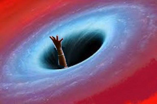 Cern Schwarzes Loch