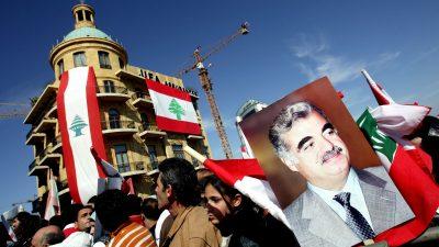 UN-Sondertribunal zu Hariri-Mord lehnt Freispruch für Hisbollah-Angeklagten ab