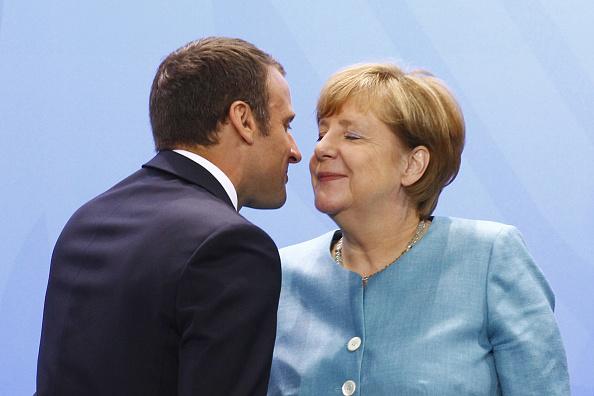 Reform der Eurozone und Asylpolitik: Merkel und Macron wollen alleine über die Zukunft der EU bestimmen