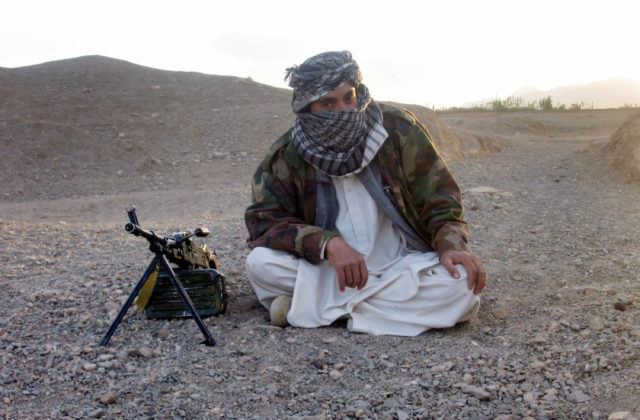 Kampf gegen Islamisten: Nato besorgt wegen hoher Verluste der afghanischen Sicherheitskräfte