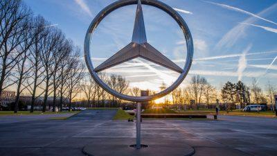 Daimler wirft nach Corona-Stillstand die Werke wieder an