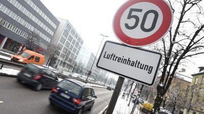Dieselkrise: Wie die EU zum gewünschten NO2-Grenzwert kam – man messe an einem Gasherd …