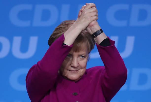 Wiederwahl als Kanzlerin erwartet: Merkel will kommende Woche Regierungserklärung zur neuen GroKo abgeben