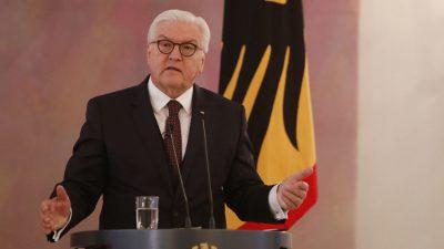 """""""Welche Absicht verfolg er?"""" – Steinmeier irritiert durch sein Treffen mit umstrittenen Islamverband"""