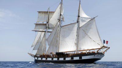 Segelschiffe – Von Joachim Ringelnatz