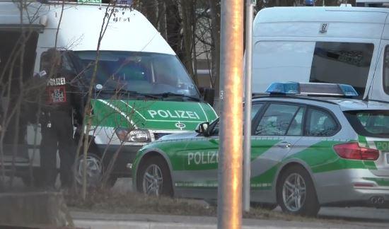 Nigerianer randalierte am Ankerzentrum Donauwörth: Nun sucht Polizei Urheber des Videos