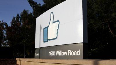 FDP kann sich Zerschlagung von Facebook vorstellen