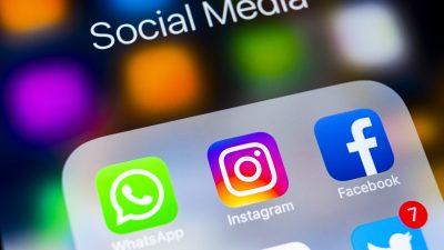 Koalition will soziale Netzwerke zur Herausgabe von Daten zwingen