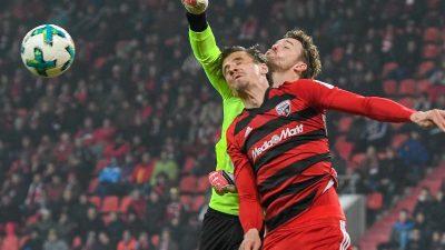 VfLBochum feiert in Ingolstadt ersten Sieg unter Dutt