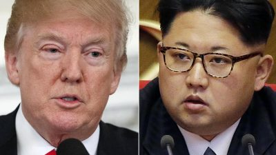 Optimismus und Entschlossenheit am Vorabend des Gipfeltreffens zwischen Trump und Kim
