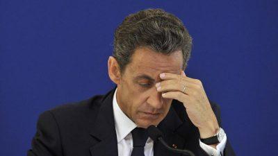 Chef der französischen Republikaner tritt nach Niederlage bei Europawahl zurück