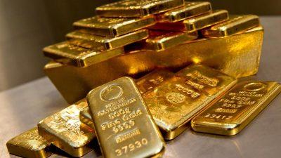 Goldvorräte aus USA abgezogen: Erdogan bringt seine Reserven in Sicherheit