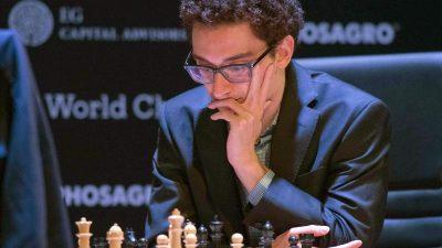 Amerikaner Caruana fordert Schach-Weltmeister Carlsen heraus