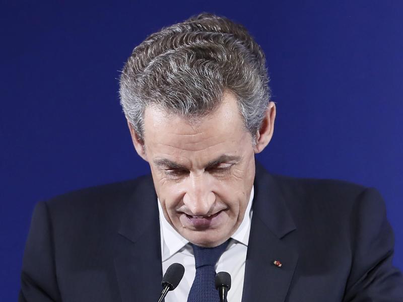 """Ex-Präsident Sarkozy muss wegen Vorwurfs der """"Bestechung"""" vor Gericht"""