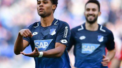 Hoffenheim feiert Kantersieg gegen Köln