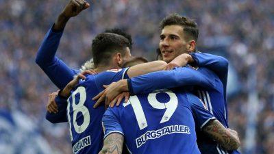 Schalker Sieg verhindert Oster-Meister-Party in München