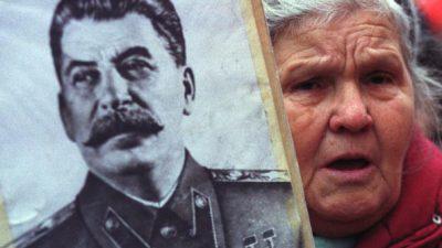 Peter Sloterdijk: Stalin hat die Politik der Furcht definiert – sie wirkt auch heute noch