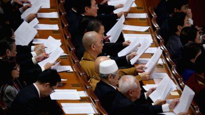 Woher bekommen Chinas Spitzenbeamte ihre Nachrichten?