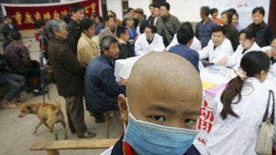 Unter US-Handelsdruck: China schafft Zölle auf importierte Krebsmedikamente ab
