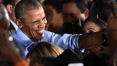Ab wann ist es ein Skandal?: Barack Obama fischte im Wahlkampf massiv Facebook-Daten ab – und wurde gelobt