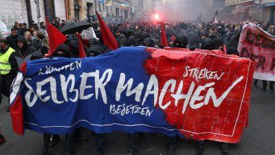 1.-Mai Krawalle: Berliner Innensenator erwartet schwierige Situation – massives Polizeiaufgebot geplant