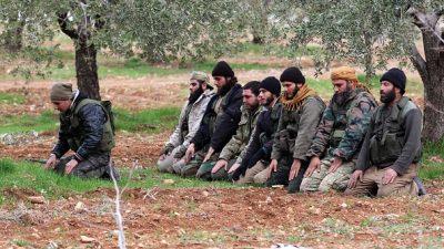 Das Problem der freigelassenen Dschihadisten in Europa
