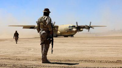Bundesregierung genehmigt Waffenexporte an Jemen-Kriegsallianz