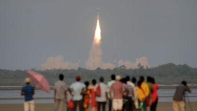 Indien geht gegen die Weltraumbedrohung des chinesischen Regimes vor