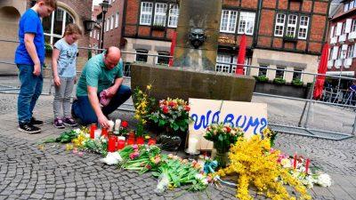Drittes Opfer nach Amokfahrt von Münster an Verletzungen gestorben
