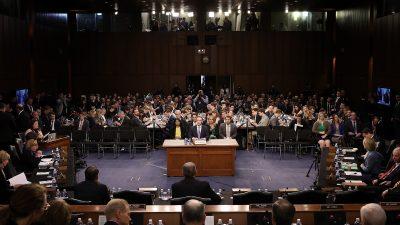 Zuckerbergs Vorschlag zur Regulierung des Internets dient nur ihm selbst