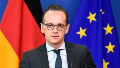"""Maas schließt Lösung mit Assad in Syrien aus: """"Hat Chemiewaffen gegen seine Bevölkerung eingesetzt"""""""