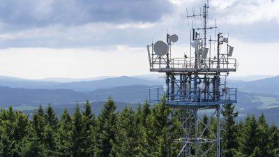 """Eine App gegen Funklöcher: """"Mobilfunkgipfel"""" des Bundesverkehrsministeriums geplant"""