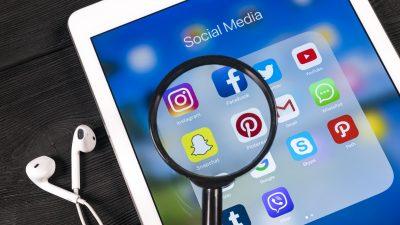 Facebook sperrt vorläufig 200 Apps