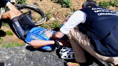 Nach Sturz bei Paris-Roubaix: Belgier Goolaerts gestorben