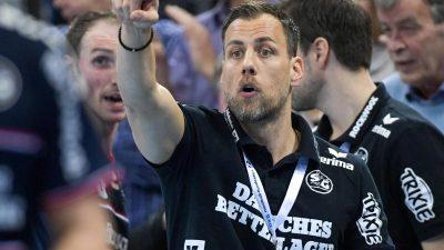 Flensburgs Handballer träumen vom Finalturnier in Köln