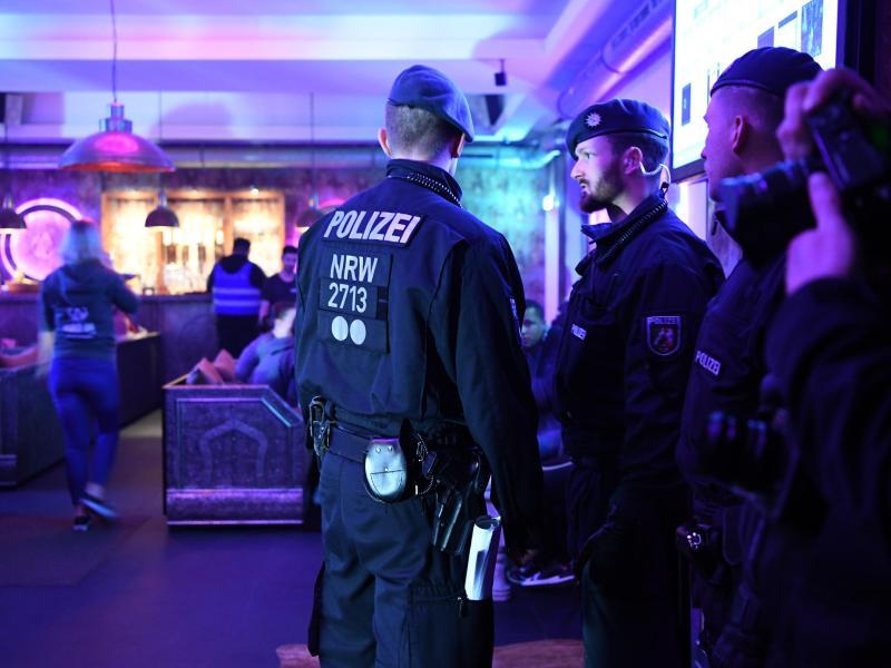 Corona-Kontrolle in Leipziger Shisha-Bar eskaliert