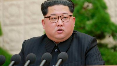 Nord Korea: Kim Jong Un lässt alle Atom- und Raketentests sofort aussetzen