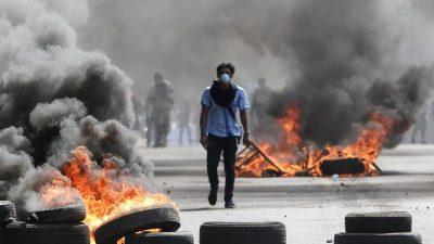 Nach blutigen Protesten: Nicaraguas Präsident zieht umstrittene Rentenreform zurück