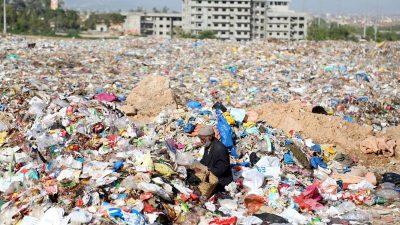 Obdachloser hört verzweifelte Schreie auf Mülldeponie – Neugeborenes vor sicherem Tod gerettet