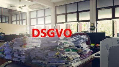 DSGVO hat absurde Folgen – Bürokratie statt Schutz?