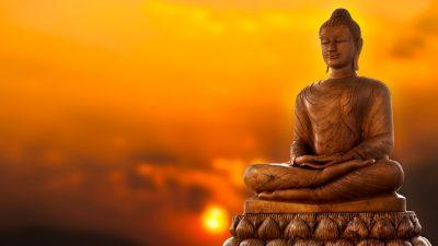 Buddha – Von Rainer Maria Rilke