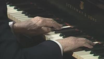 """Klavierabend mit Vladimir Horowitz: """"Wenn ich spiele, bin ich Engel und Teufel zugleich"""""""